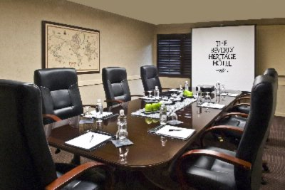 Photo of Heritage Boardroom