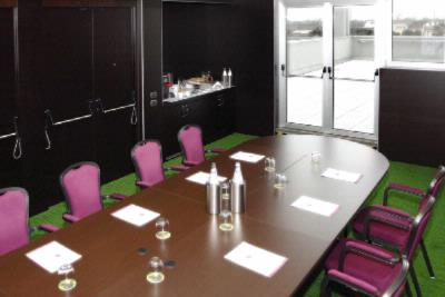 Photo of Maser Room