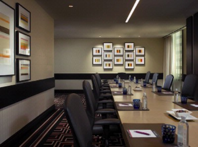 Photo of Opus Boardroom