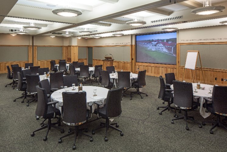 Photo of Steinhart Room