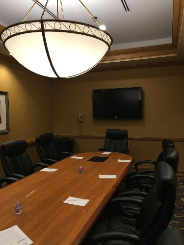 Photo of Embassy Board Room