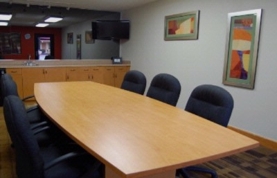 Photo of Sabal Board Room