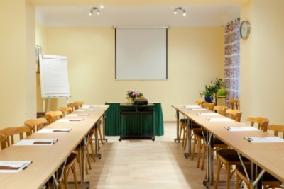 Photo of Yellow Conference Room