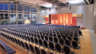 Photo of Kongress-Saal