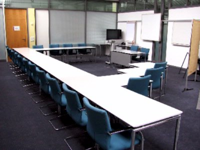 Photo of 20 seminar rooms