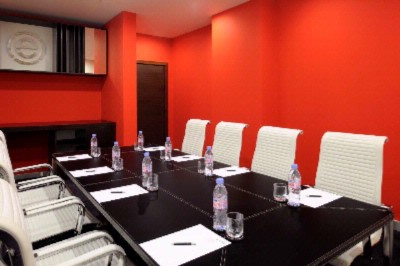 Photo of Hub Meeting Room