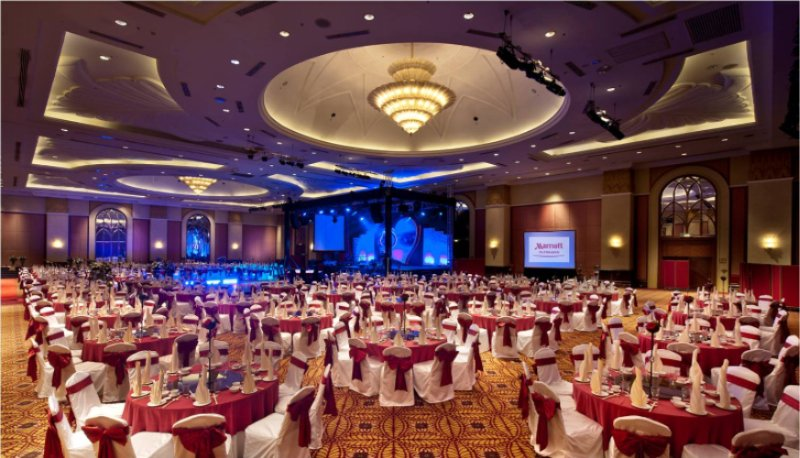 Putrajaya Grand Ballroom Meeting Space Thumbnail 1