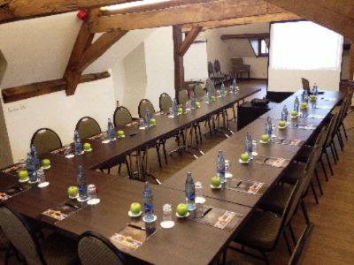 Meeting Room Salle des Combles Meeting Space Thumbnail 3