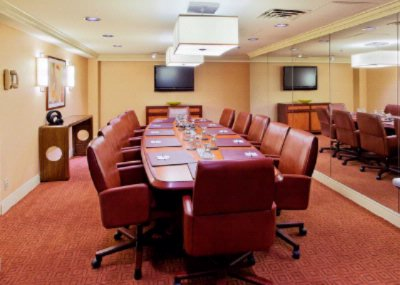 Photo of Board of Directors Room