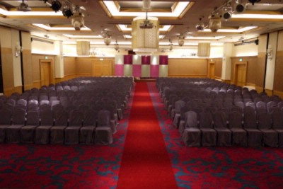BANQUET HALL I & II Meeting Space Thumbnail 1