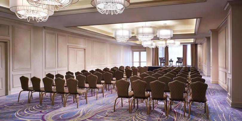 The Plaza Ballroom (A&B) Meeting Space Thumbnail 2