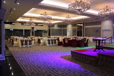 Photo of Macalister Ballroom