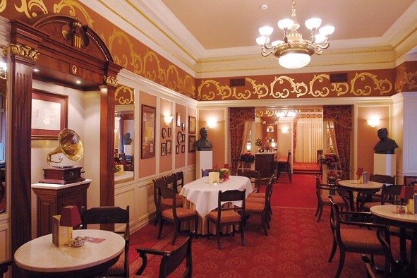 VIENNA ROOM reustaurant Meeting Space Thumbnail 1