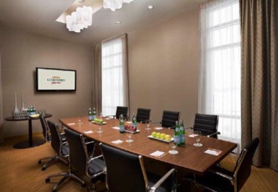 Photo of Bronco Boardroom