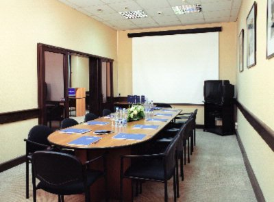 Photo of Negotiation Room