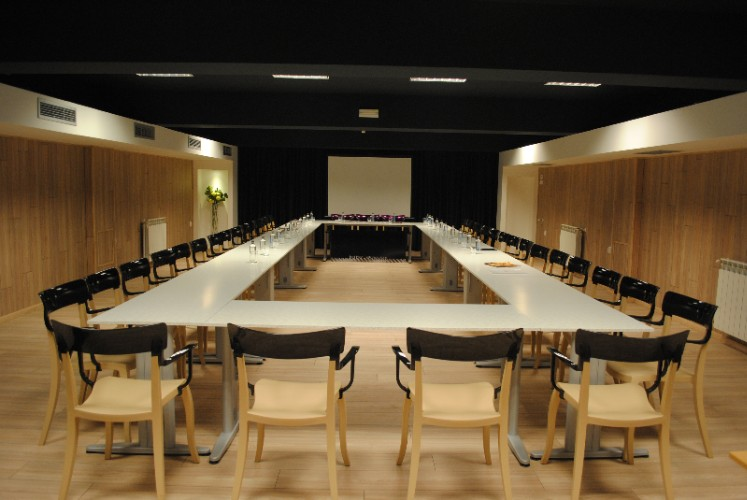 Photo of Club conference room