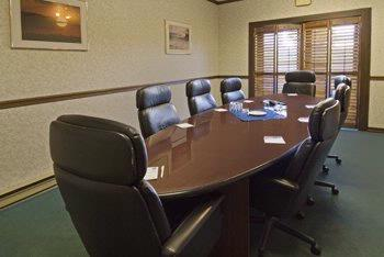 Photo of Embassy Boardroom