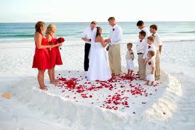 Photo of OCEAN FRONT WEDDING