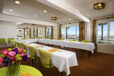 Photo of Hotel Oceana Santa Barbara Boardroom