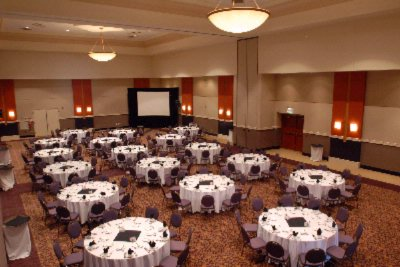 Photo of Convention Center Grand Ballroom