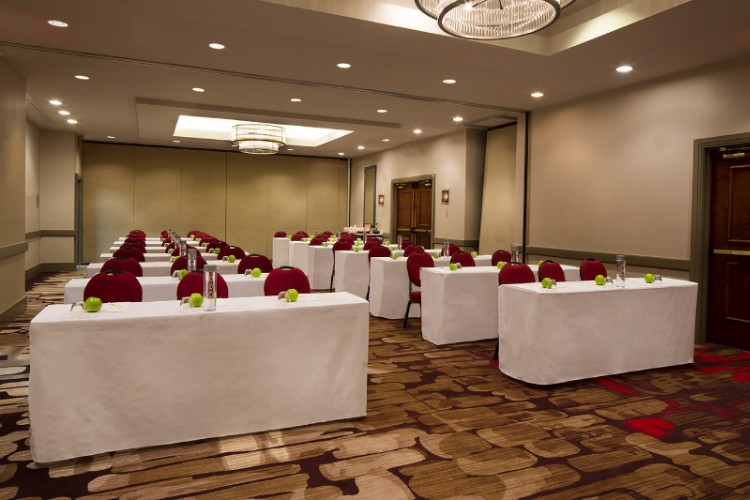 Ballroom (Capital, Inglewood & Landover Room) Meeting Space Thumbnail 1
