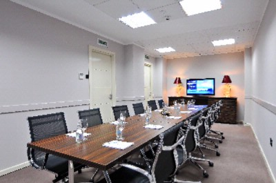Photo of Ivo Andic Boardroom