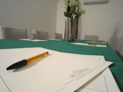 Sala stampa Meeting Space Thumbnail 3