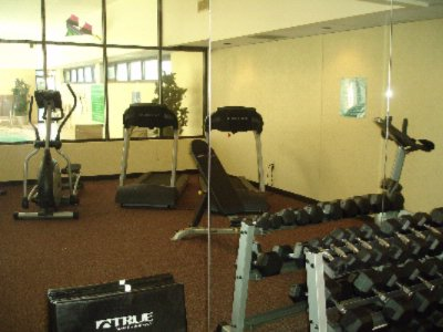 Fitness Center Adjacent To Indoor Pool 14 of 16