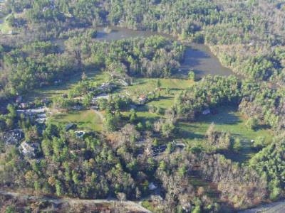 Aerial View Of Highland Lake Inn\'s 26 Acres 3 of 14