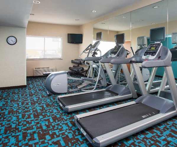 Fairfield Inn And Suites Fitness Facility 3 of 5