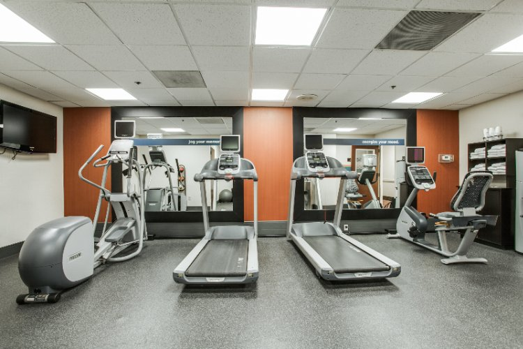 Precor Fitness Center Has All Your Fitness Needs 8 of 14