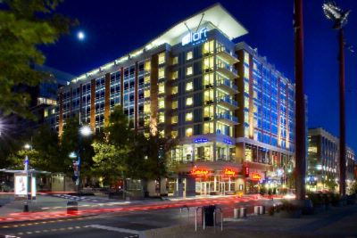 Map And Points Of Interest Near Ac Hotel National Harbor Washington Dc Area