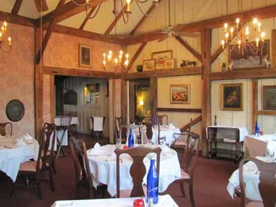 The Inn at Sawmill Farm 1 of 8