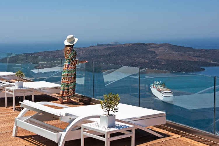 Image of Athina Cliff Side Suites