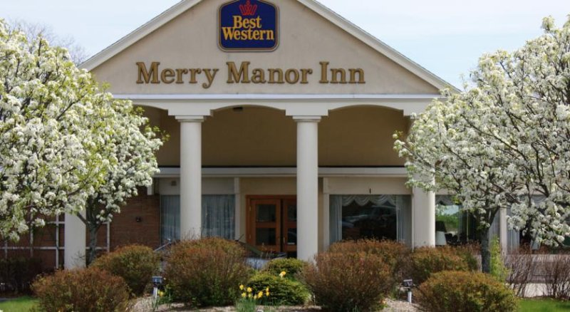 Best Western Merry Manor Inn 1 of 9
