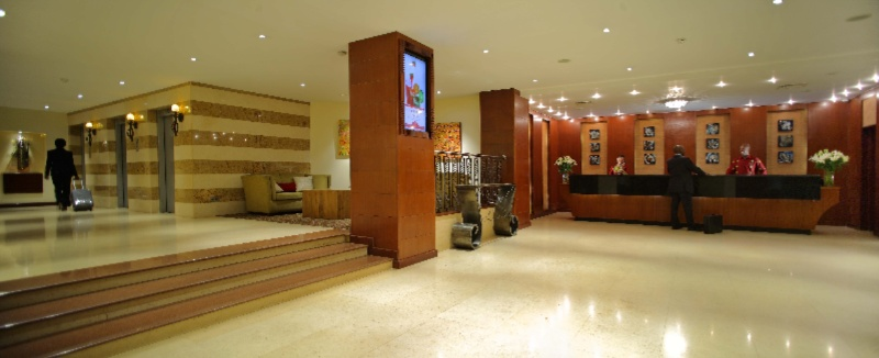 The Lobby -Sarova Panafric 5 of 14