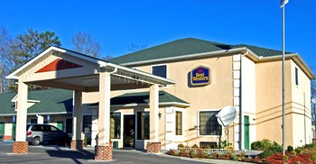 Best Western Fairwinds & Suites Outside Property
