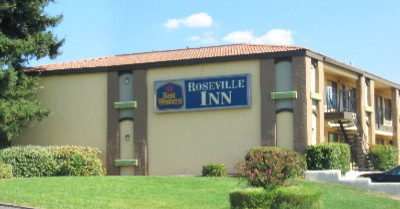 Best Western Plus Roseville Inn As Beautiful Outside As Inside