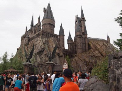 Wizarding World Of Harry Potter 2 Miles 12 of 16
