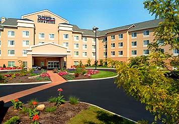 Fairfield Inn & Suites Osu 1 of 8