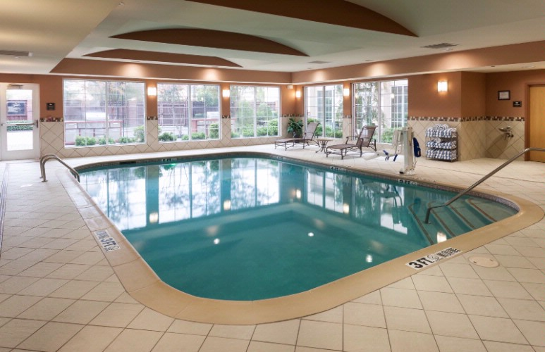 Indoor Heated Pool 9 of 14
