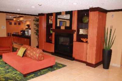 Lobby And Fireplace 9 of 11
