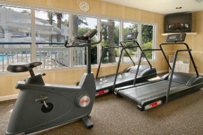 Exercise Equipment For Guest Use 11 of 11