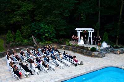 Outside Pool Area -Ceremony 4 of 16