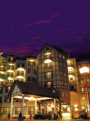 Hotel Dela Ferns Cameron Highlands Batu 39 Jalan Besar Tanah Rata 39100