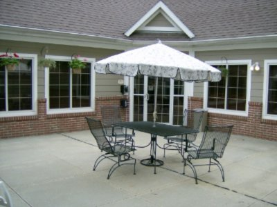 Outdoor Patio And Grill Area 9 of 12