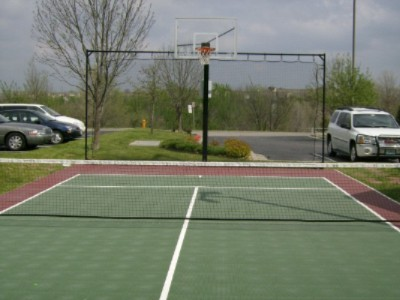 Outdoor Sports Court 10 of 12