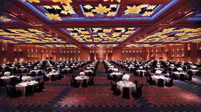 Compass Ballroom Resorts World Convention Centre 4 of 10
