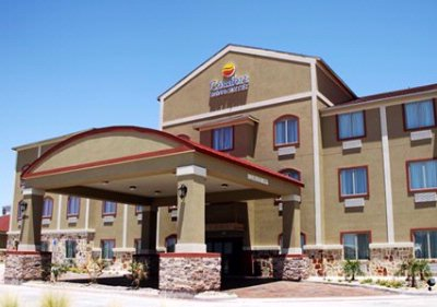 Image of Comfort Inn & Suites Monahans