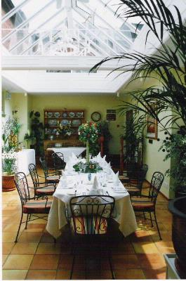 Conservatory Ideal For Private Dining 14 of 21